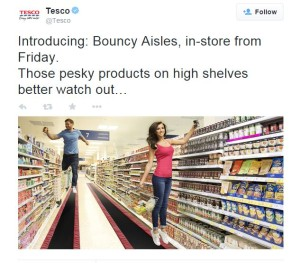 bouncy floors